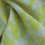 Светлой ткань синтетической ткани Weave жаккарда геометрической покрашенная картиной для сбывания