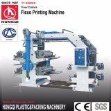 Машинное оборудование печатание 4 цветов Flexographic