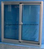 Finestra di alluminio della finestra di scivolamento