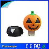 선전용 선물 Halloween 당 만화 호박 헤드 USB Pendrive 4GB (JV1125)