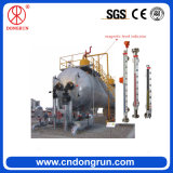 De Hoge druk van de aanpassing en 316L de Magnetische Vlotter Op hoge temperatuur van het Roestvrij staal & de Vlakke Indicator van de Tank van het Type van Raad