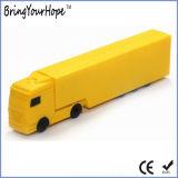 De Aandrijving van de Flits van de Vorm USB van de vrachtwagen in Plastiek (xh-usb-135)