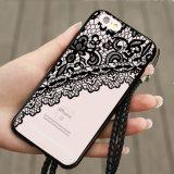 Compra a granel de la caja retra del teléfono del cordón de China para el caso del iPhone 7 para el iPhone 6 6s más