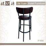 金属の高いシートの椅子棒椅子(JY-B16)