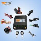 Миниый сигнал тревоги автомобиля GPS с проверять состояние двери и двигателя (TK220-WL059)