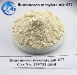 Poudre Ibutamoren Mesylate Mk-677 CAS de Sarms de construction de muscle : 159752-10-0