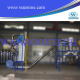 PP PE Film Recycling Line with Hot Washer