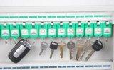 Tag plástico de /Key do cartão conhecido com etiqueta