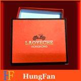 Caja de cartón de papel impresa color de Pantone con la tapa