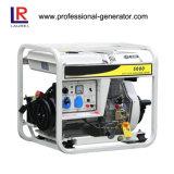 generador diesel silencioso 5.5kVA con 4-Stroke