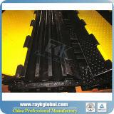 Протектор кабеля пандуса кабеля Rk 3-Channels для напольных случаев