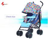 Einfache Falten-beweglicher Baby-Buggy-Spaziergänger vom China-Baby-Spaziergänger