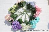 2017 heiße verkaufende gefälschter Hydrangea-Blumen-Großverkauf-künstliche Blumen