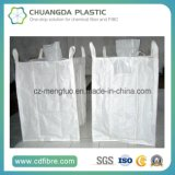 Side-Seam Loops Filling Boutinho de enchimento Top FIBC Bulk Bag com Baffle
