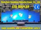 Afficheur LED extérieur de publicité digne de confiance assurément de degré de module de l'écran P10 du reste DEL