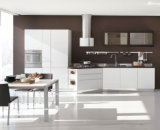 Module de cuisine lustré élevé de PVC (SL-P-10)