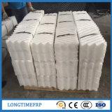 Remplissage oblique de remplissage de medias de feuille de PVC de tour de refroidissement d'onde