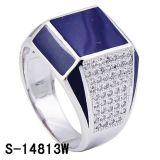 De recentste Ring Hotsale van de Juwelen van de Manier van het Ontwerp Zilveren