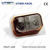 Máquina de empacotamento automática do vácuo de Thermoforming para o atolamento (DZL)