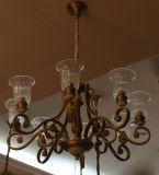 China-Dekoration-Leuchter für das Haus oder Hotel gebildet vom Glas