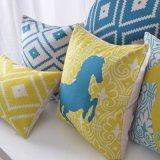 Вставка подушки 18X18 дешевого квадратного хлопка Linen для кровати