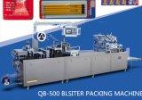Máquina del lacre de la ampolla de Paercard del rodillo del PVC de la marca de fábrica de Qibo