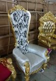 Rey moderno Throne Chair Party Rental