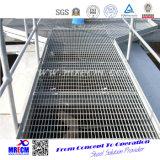 Гальванизированная высоким качеством решетка стали