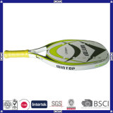 Nach Maß Qualitäts-Kohlenstoff-Strand-Tennis-Schläger