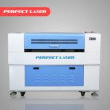 Placa de acrílico / plástico / madeira / PVC Máquina de cortar gravador a laser de CO2 Pedk-9060