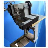 Máquina de coser de formación directa de la aguja de zapatos del modelo doble de la parte superior (ZH-05)