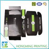 Suspenders Foldable novos do cartão ondulado que empacotam a caixa