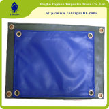 tissu enduit Tb056 de PVC de polyester estampé par 210d