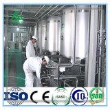 Qualitäts-rostfreie Molkereimilchverarbeitung-Zeile, die Fabrik bildet