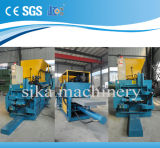 Hbe100 - 7070 Semi - Automatic Cardboard Baling Press Machine
