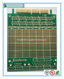2 Schicht Schaltkarte-Hersteller mit HASL und dem Goldfinger