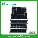 Aluminiumrahmen-Kohlenstoff-Schaumgummi-Luftfilter