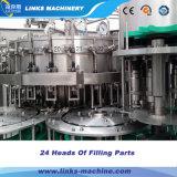 Gas Agua automática de bebidas Máquina de llenado