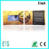 Heiße Verkauf LCD-Video-Werbung