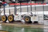 4車輪駆動機構55t鉱山の盾のキャリア