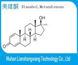 ボディービルのための50mg/Ml注射可能なオイルDianabol CAS 72-63-9 Metandienone