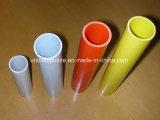 Tubo redondo de la fibra de vidrio