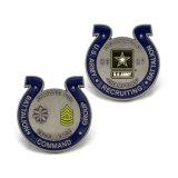 Изготовленный на заказ полиции Армии США чеканят для сувенира