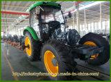 4WD de grote Tractor van het Wiel van het Landbouwbedrijf voor Landbouw150HP