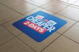 Fußboden-Grafik-und Abziehbild-Aufkleber für Innen- und im Freiengebrauch