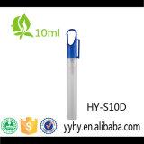 Pluma caliente del aerosol de la venta 10ml/pequeñas botellas del aerosol de perfume