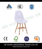 Hzpc136 Quincaillerie Fixed Solid Wood Feet Plastic Chair