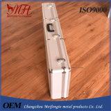 Caixa de alumínio musical do instrumento para a guitarra & os acessórios