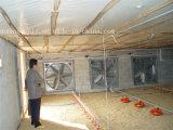 Exaustor de ventilador de fluxo axial da casa do gado da casa de galinha