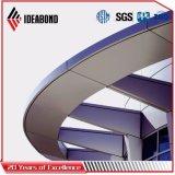 Ideabond mur extérieur en aluminium à bas prix panneau de mur en aluminium (AF-408)